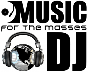 Music for the Masses logo