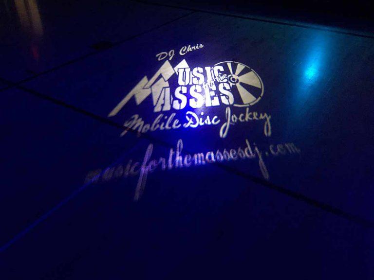 Music for the Masses - spotlight logo